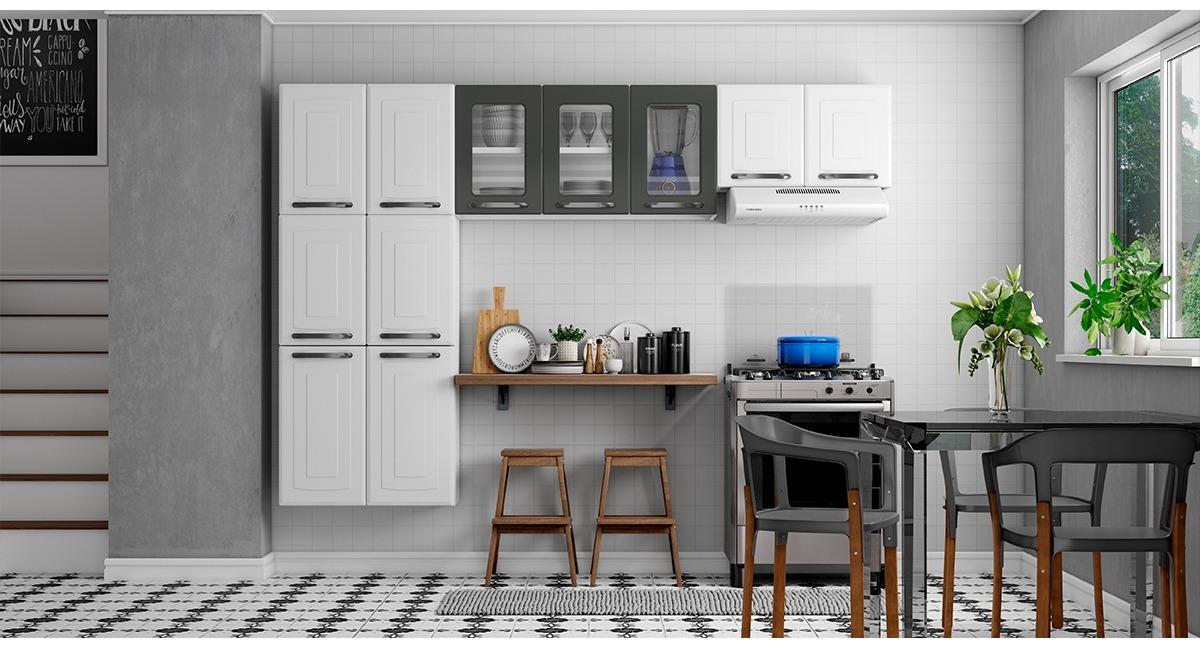 Cozinha Colormaq Titanium 3 Peças em Aço