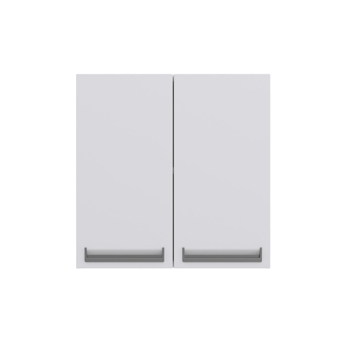 Armário de Cozinha Aéreo Colormaq Roma 2 Portas 70,5x70cm em Aço