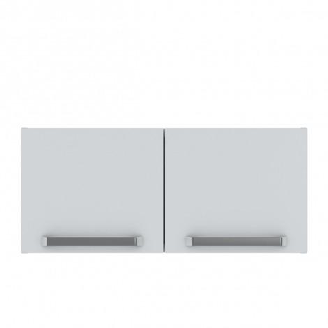 2x Armário de Cozinha Aéreo Colormaq Verona 2 Portas 35,2x80cm em Aço