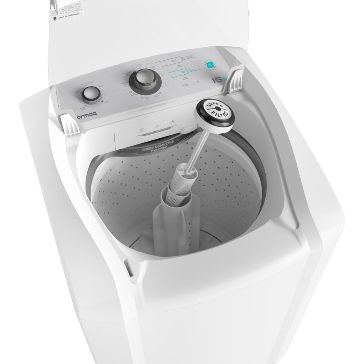 Lavadora de Roupas Automática Colormaq 15kg