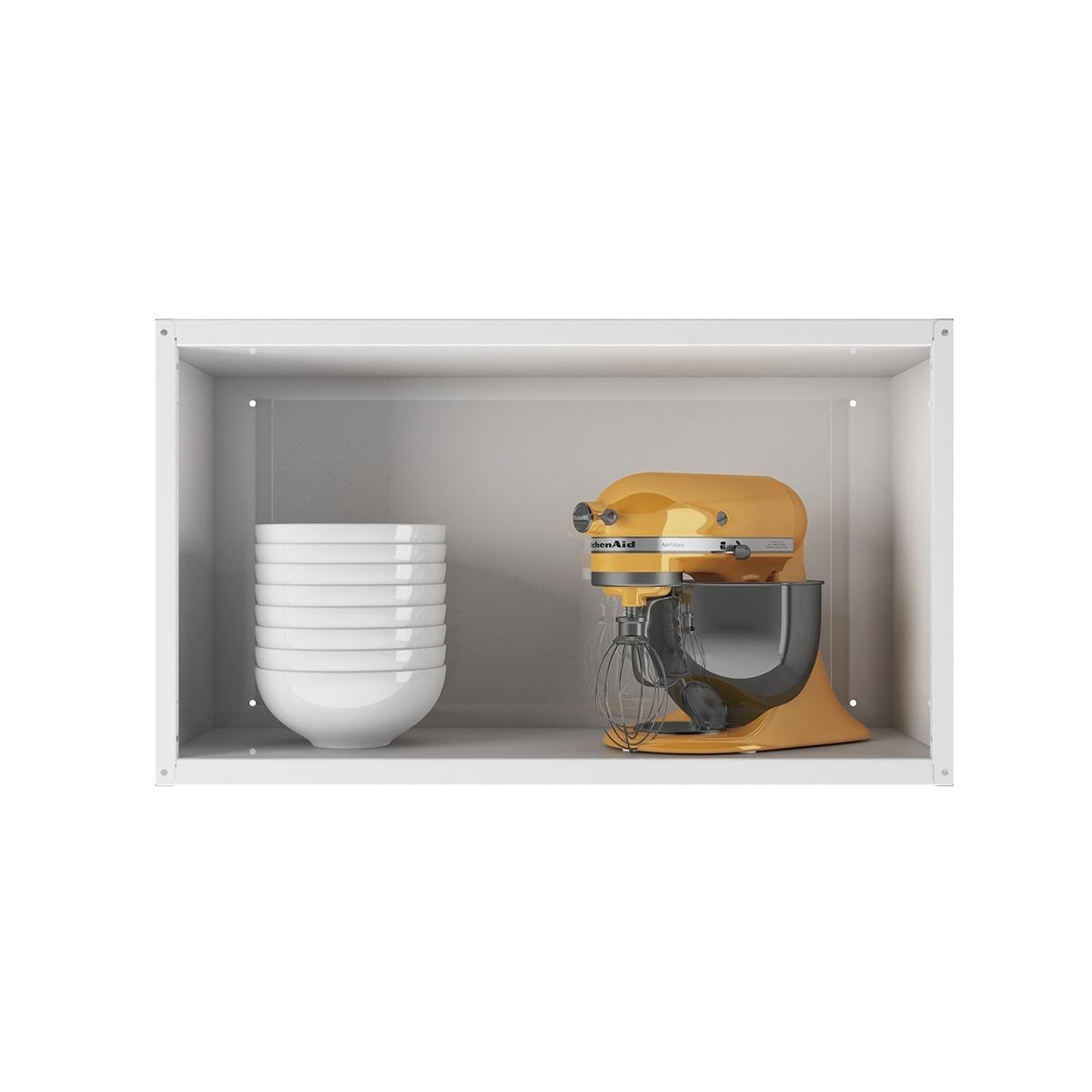 Mini Armário de Parede Colormaq Ipanema Master 2 Portas em Aço