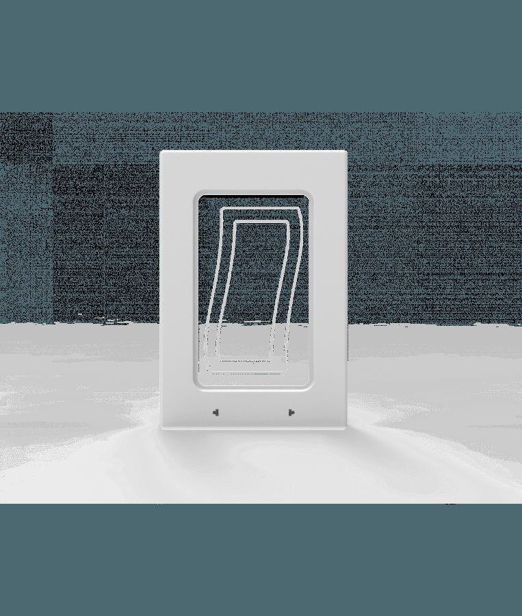 Porta Direita Colormaq Ipanema com Vidro - 52cm {{add_nome}}