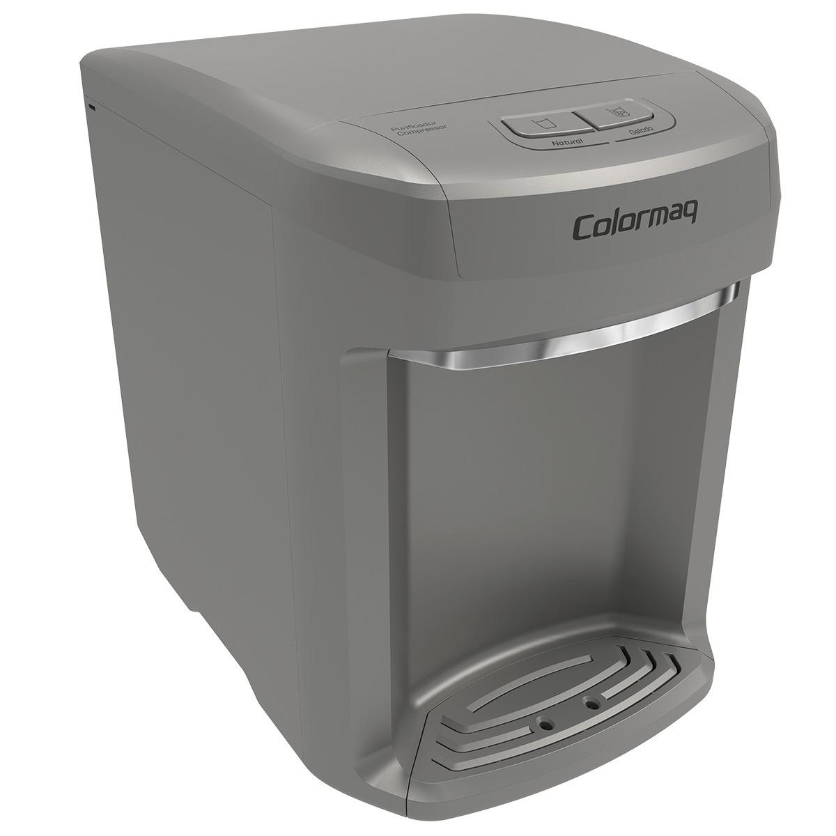 Purificador de Água Colormaq  Compressor