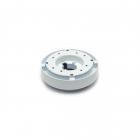 Suporte da tampa para o filtro da Lavadora Automática Colormaq 12kg e 15kg (LCA12BBR1NAC/2, LCA12BBR2NAC/2, LCA15BBR1NAC/2, LCA15BBR2NAC/2)
